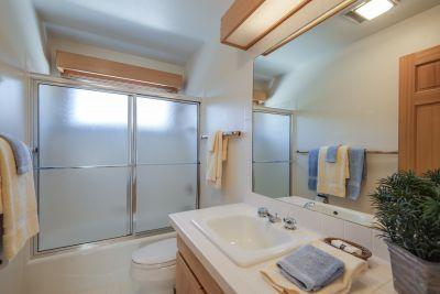 Second Guest Bath