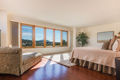 Owner's Bedroom with Views of Sun and Moon Mountains