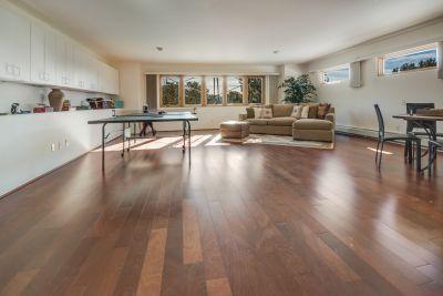 Family Recreation Room/Office below Owner's Suite