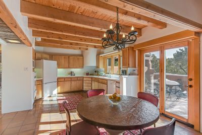 Kitchen and Family Dining Area