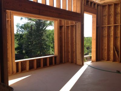 Master Bedroom View Window and Pool Access