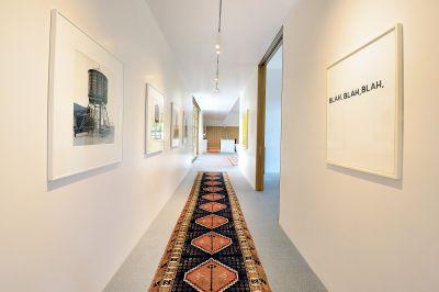 Master Suite Gallery Corridor