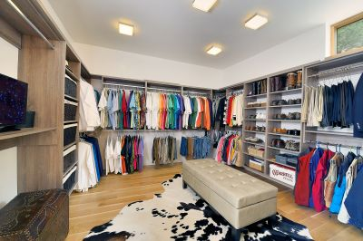 His Private Closet