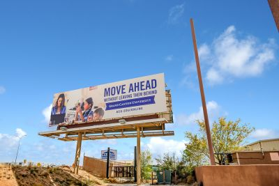 Billboard Visable from I-25
