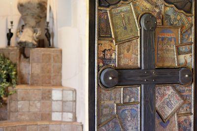 Exquisitely Detailed Door