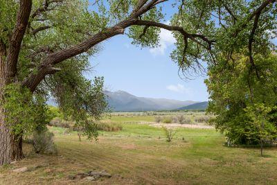 View to Taos Mountain