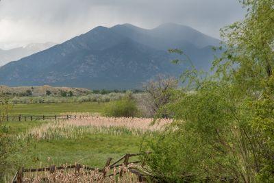 Taos Mountain View