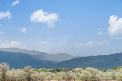 Expansive Mountain Views