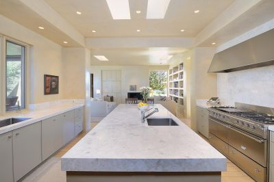 Impeccably Appointed Chef's Kitchen