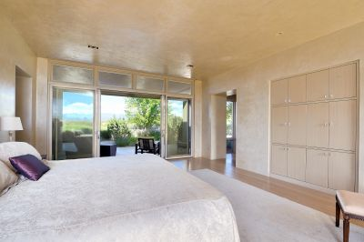 Master Suite with Extended Outdoor Living & Views