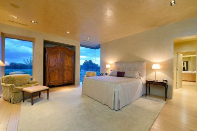 Elegant Master Suite with Stunning Views