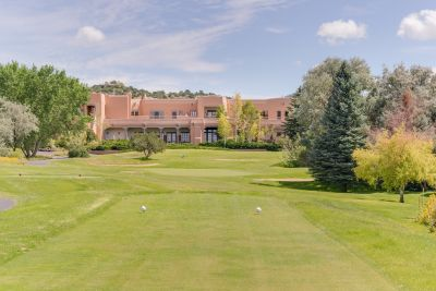 Quail Run - Golf Course and Clubhouse