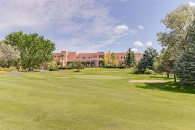 Quail Run - Clubhouse and Golf Course