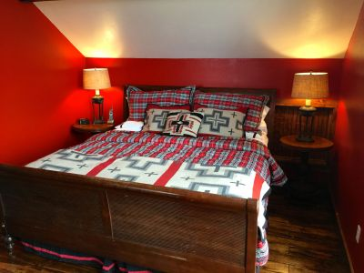 Barn Bunkhouse Bed