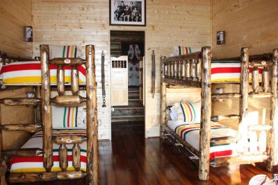 Guest Suite with Bunk Beds