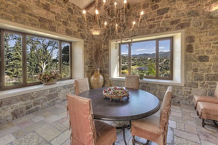 Stone Breakfast Room
