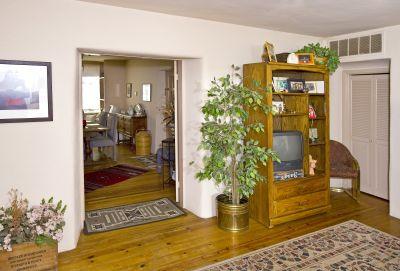 Gloriana's House - Living Room