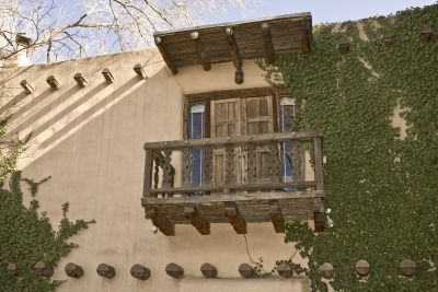 Main Residence - Master Bedroom Balcony