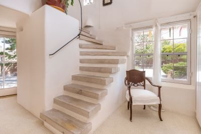 Stairs to Upper Suite