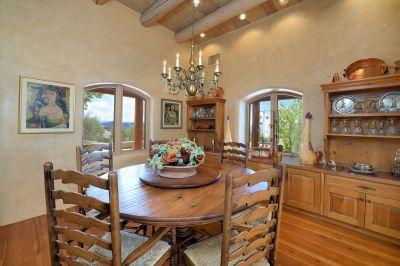 Formal Dining Room off Kitchen