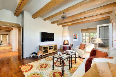 Den/Possible 3rd Bedroom w/Fireplace