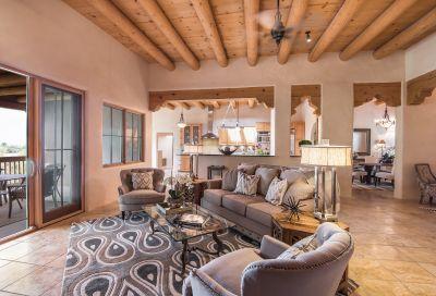 Open Floor Plan - Living Room - Dining Room - Kitchen - Breakfast Area
