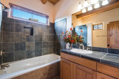 Guest Bathroom One