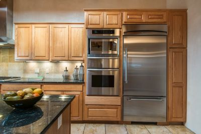 Kitchen Ammenities include Granite Countertops and Stainless Steel Appliances