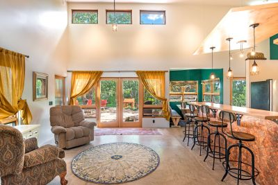 Great room off Kitchen