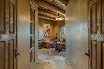Hallway into to Bedroom 4 / Den