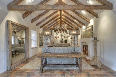 Main Residence - Living Room