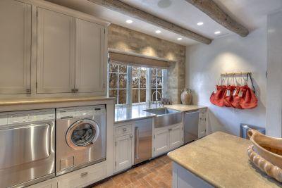 Main Residence - Laundry/Caterer's Room