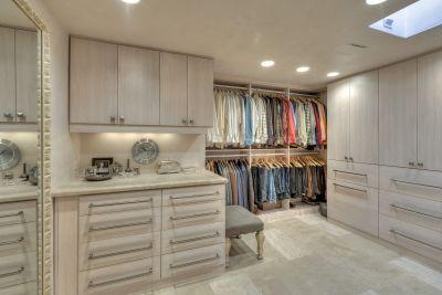 Main Residence - Master Closet