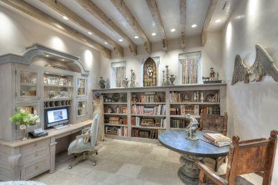 Main Residence - Her Office