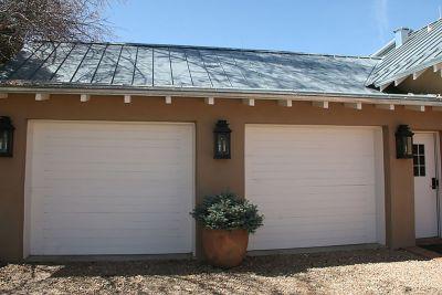 Main Residence - Garage