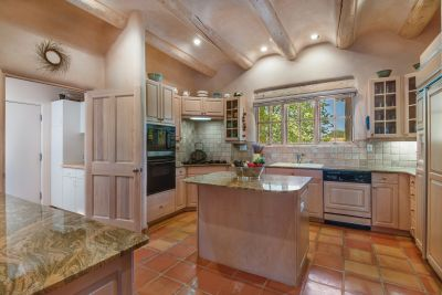 Kitchen is Well-appointed and has Ample Storage