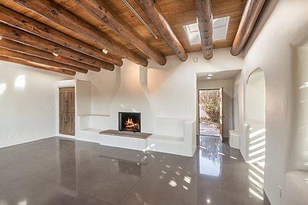 Living Room & Entry Foryer