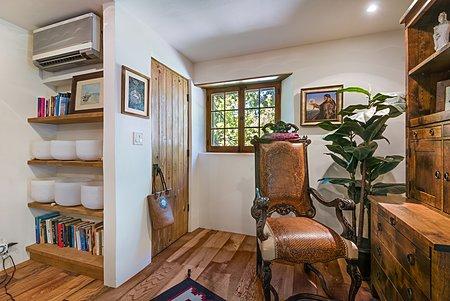 Guest Sitting Room/Meditation Room
