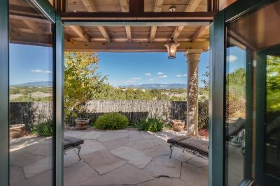 Beautiful Mountain Views from the Owners' Portal