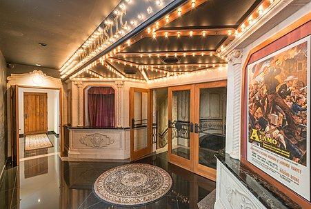 Theatre Entry