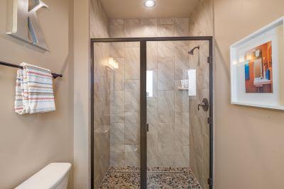 Guest Bath 1 Walk-In Shower