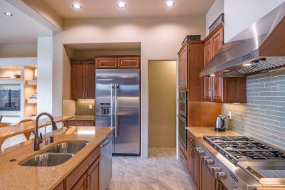 Kitchen Workspace Area