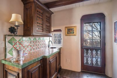Wet Bar Main House