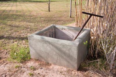 Irrigation for front landscape