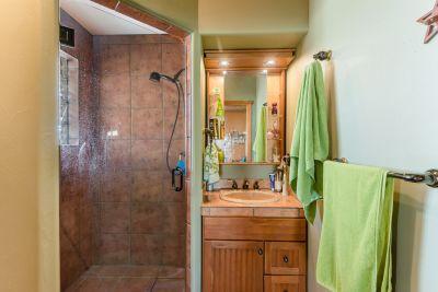 Downstairs 3/4 Bathroom