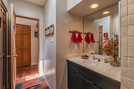 Bathroom of Guest Suite
