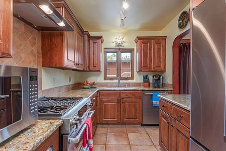 ...are Hallmarks of the Remodeled Kitchen