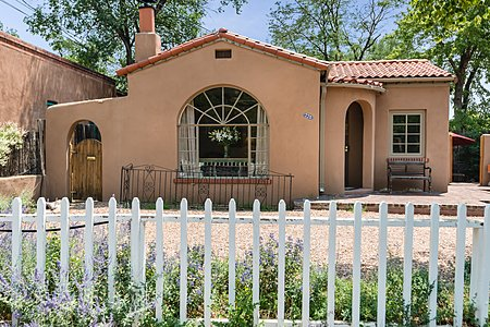 Darling Bungalow-style Condo in the Heart of Downtown Santa Fe...