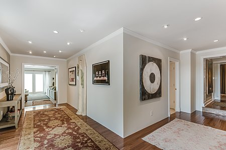 Hallway towards Family/Media Room
