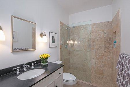 En Suite Bathroom to Third Guest Bedroom
